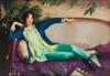 Gertrude Vanderbilt Whitney by Robert Henri.