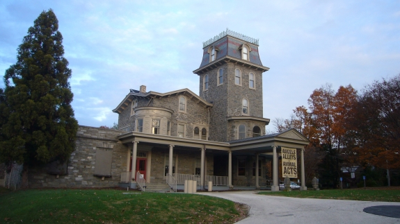 The Woodmere Art Museum.