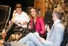 A keynote panel at LEGENDS of La Cienega featuring Jessica Alba.