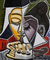 Picasso Work, Berezovsky Papers Found in Moscow Gambling Raid