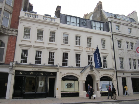 Sotheby's London.