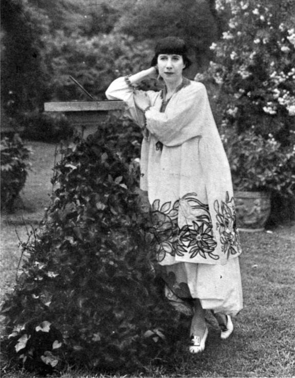 Florine Stettheimer.