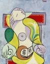 Picasso's Sleeping Mistress May Fetch $28.6 Million at Auction