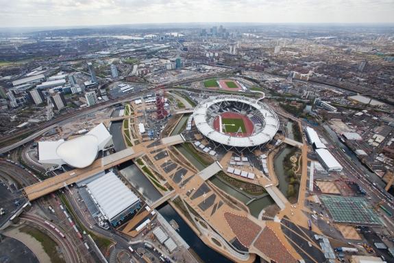 Queen Elizabeth Olympic Park.