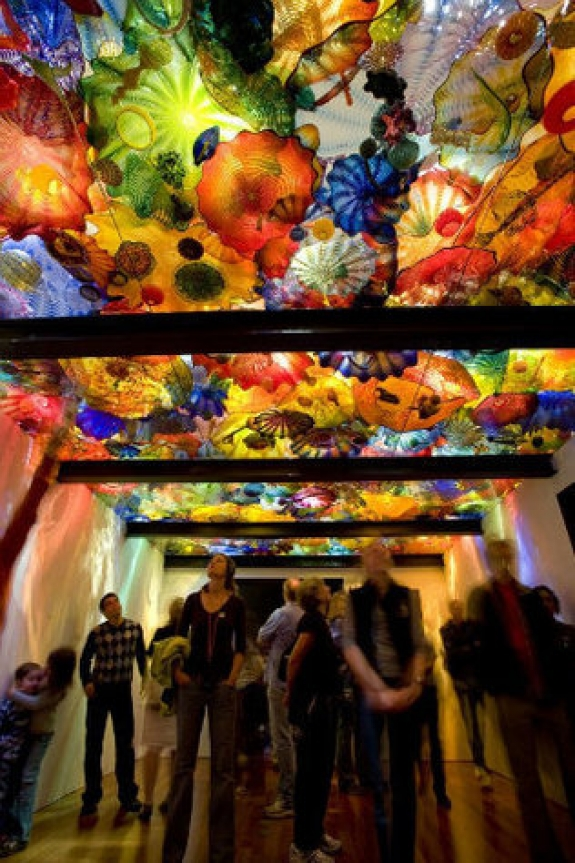 Dale Chihuly, Persian Ceiling (2008)