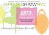 AADLA Announces Spring Show NYC Arts' Night Out Friday, April 29, Park Avenue Armory