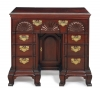 18th Century Mahogany Bureau Table Achieves a Stunning $5.7 Million at Christie's New York