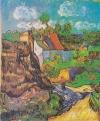 Vincent van Gogh's 'House at Auvers.'