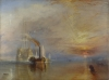 JMW Turner's 'The Fighting Temeraire.'