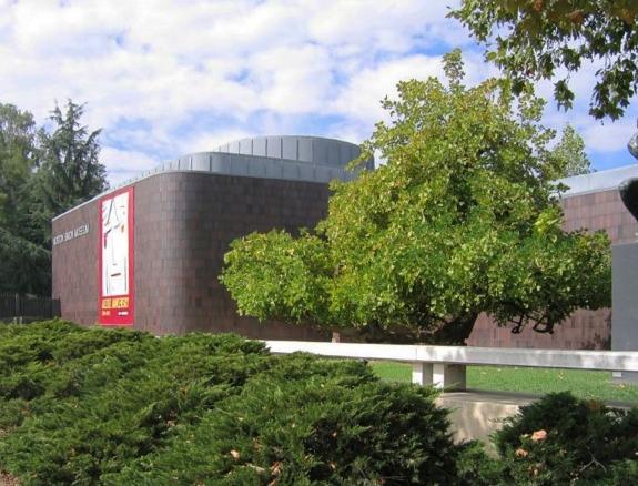 The Norton Simon Museum.
