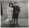 Teenage Couple on Hudson Street by Diane Arbus.