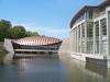 The Crystal Bridges Museum of American Art.