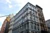 Donald Judd's former home and studio at 101 Spring Street in New York.