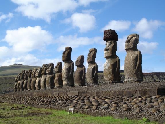 Easter Island.