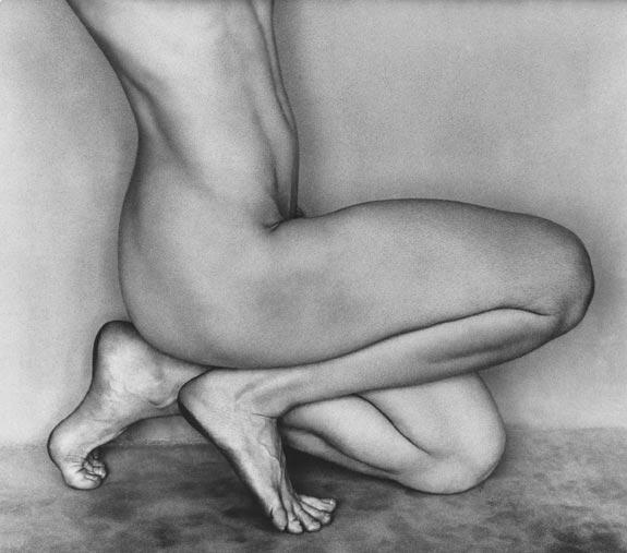Edward Weston, Nude, 1927, gelatin silver print, ©1981 Center for Creative Photography, Arizona Board of Regents.