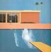 David Hockney 'A Bigger Splash.'