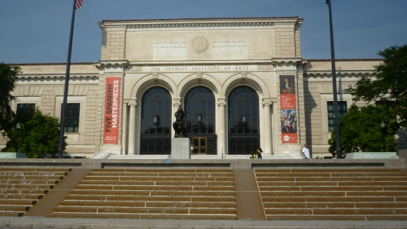 Detroit Institute of Arts.