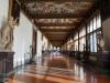 The Uffizi Gallery.