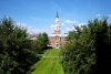 Colby College's campus.