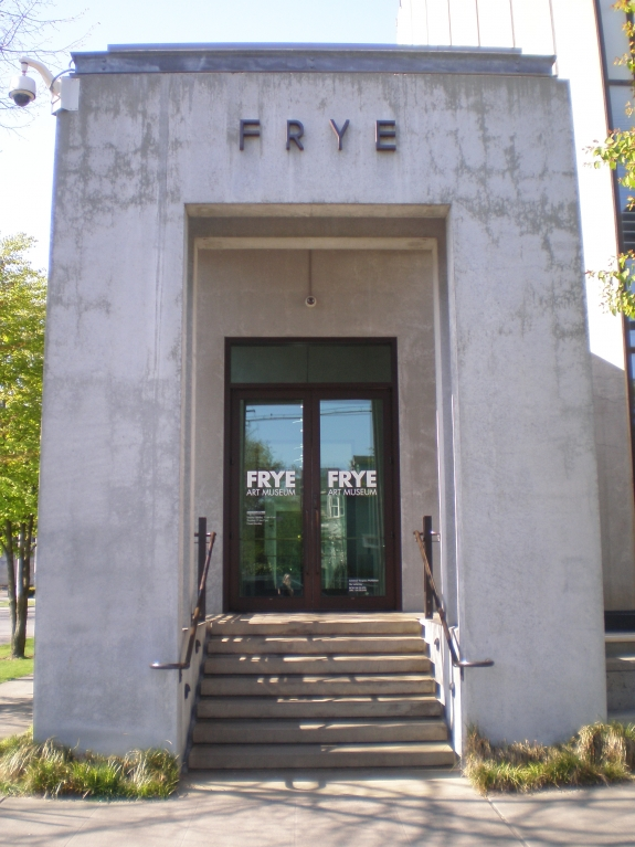 The Frye Art Museum.