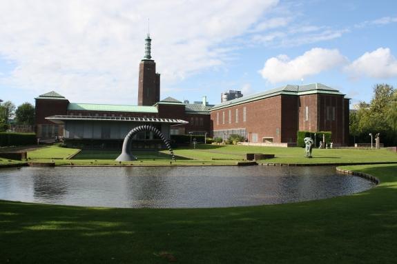 The Boijmans Van Beuningen Museum.