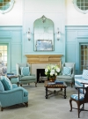 Designer Anthony Baratta Creates a Serene Yet Vibrant Southampton Home