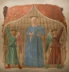 The Piero della Francesca fresco.