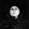 Louise Nevelson.