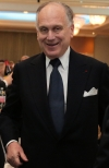 Ronald Lauder, President of the World Jewish Congress.
