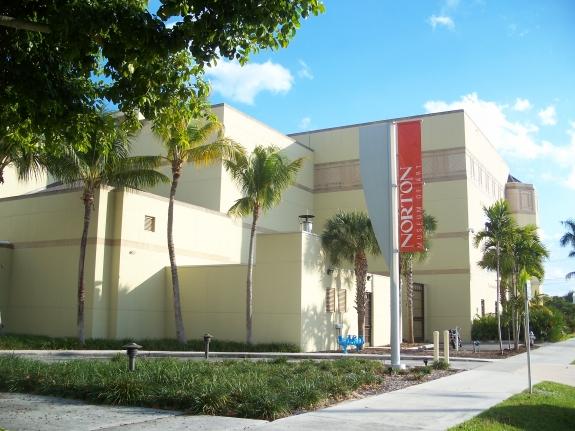 The Norton Museum of Art.