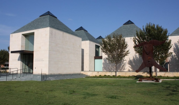 Fred Jones Jr. Museum.