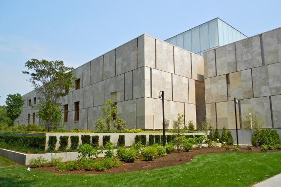 The Barnes Foundation.