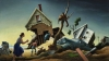 "This picture provided by Sotheby's shows the painting ""Flood Disaster"" by Thomas Hart Benton, which will be auctioned at Sotheby's in New York on May 19, 2011, for an estimated $800,000 to $1.2 million."
