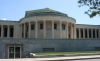 The Albright-Knox Art Gallery.