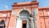 Restoration work begins at Egyptian Museum