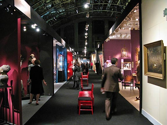 58th Annual Winter Antiques Show