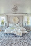 Bedroom by Melanie Roy. Photography by Anastassios Mentis.