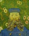 Vincent van Gogh's portrait of Joseph Roulin.