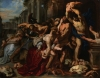 Peter Paul Rubens' Massacre of the Innocents holds the record for an Old Master painting at auction.
