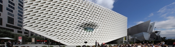 The Broad, Los Angeles.