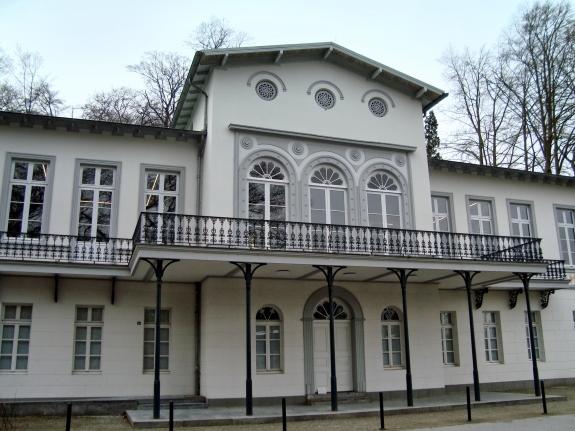Museum Kurhaus Kleve.