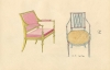 The Furniture Designs of Gillow and Company