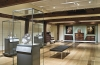 Period Rooms in the New Art of the Americas Wing at the Museum of Fine Arts, Boston