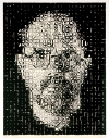 Chuck Close (b. 1940, Monroe, Washington) Self-Portrait, 1999, Relief etching, 41 x 31-1/4 inches, Purchase through the generosity of Mr. and Mrs. Jack S. Blanton Sr., 2009