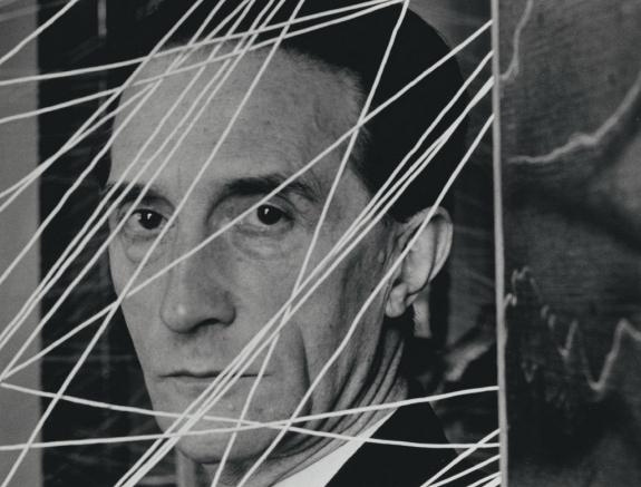 Marcel Duchamp.