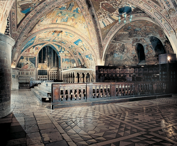 The Basilica of San Francesco.