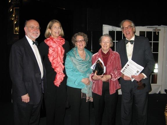 Christopher Monkhouse, Nonnie Frelinghuysen, Amelia Peck, and Fenella & Morrison Heckscher