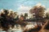 He didn't buy it for the Monet: The owner snapped up the painting because he liked the frame. But the canvas could be worth a fortune.