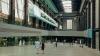 The Turbine Hall, Tate Modern, London.