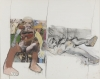 Richard Prince, Untitled (de Kooning), 2008 Ink jet and acrylic on canvas 156.8 x 196.2 cm.
